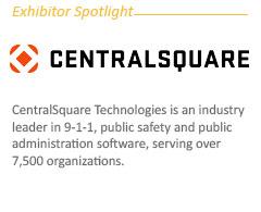 Exhibitor Spotlight: CentralSquare – September