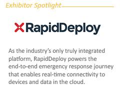 Exhibitor Spotlight: Rapid Deploy
